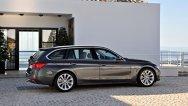 BMW Seria 3 Touring - imagini şi informaţii oficiale