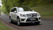 Noul Mercedes-Benz GL 63 AMG, imagini şi informaţii oficiale