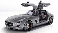 Mercedes-Benz SLS AMG GT - imagini şi informaţii oficiale