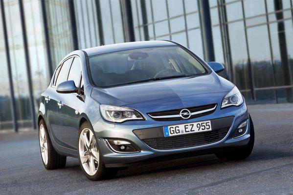 Opel Astra 2012 primeste cel mai puternic diesel: 2.0 BiTurbo CDTI de 195 CP