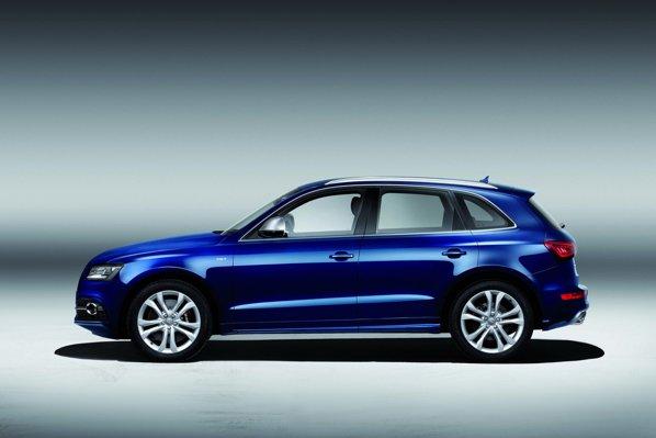 Audi SQ5 TDI are un motor twin turbo TDI de 308 CP si 650 Nm