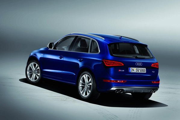 Audi SQ5 TDI este cel mai puternic Audi Q5 in acest moment si primul Audi S cu motor diesel