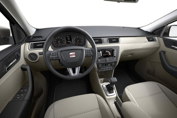 Seat Toledo promite un pachet de siguranta bun in standard