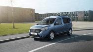 Dacia Dokker - imagini şi informaţii oficiale