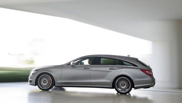 VIDEO: Mercedes-Benz CLS 63 AMG Shooting Brake - informaţii oficiale
