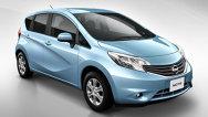 Nissan Note - imagini şi detalii oficiale