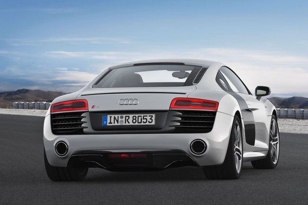 In spate, Audi R8 facelift mizeaza pe high-tech si un stil sportiv usor mai pronuntat