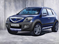Editoblog: Dacia SUV