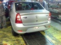 Dacia Logan Facelift