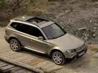 BMW X3 - contracandidat serios