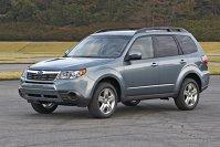 Subaru Forester - creştere susţinută