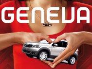 Dacia SUV la Geneva 2009