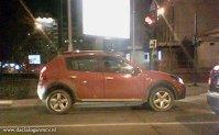Sandero Cross - nu e Dacia SUV