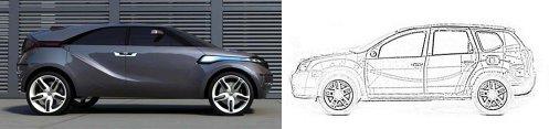 Ce zici, Dacia SUV va prelua denumirea lui Dacia Duster? Eu cred ca da