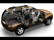 Mic ghid de alegere versiuni Dacia Duster