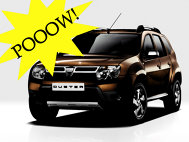 Dacia Duster din perspectiva de marketing