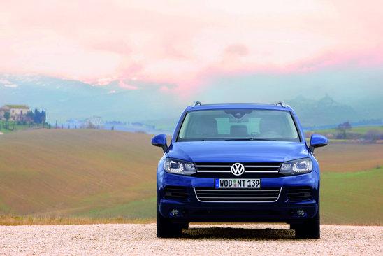 Noul Volkswagen Touareg ar putea avea o versiune 2WD, botezata Touareg 2MOTION