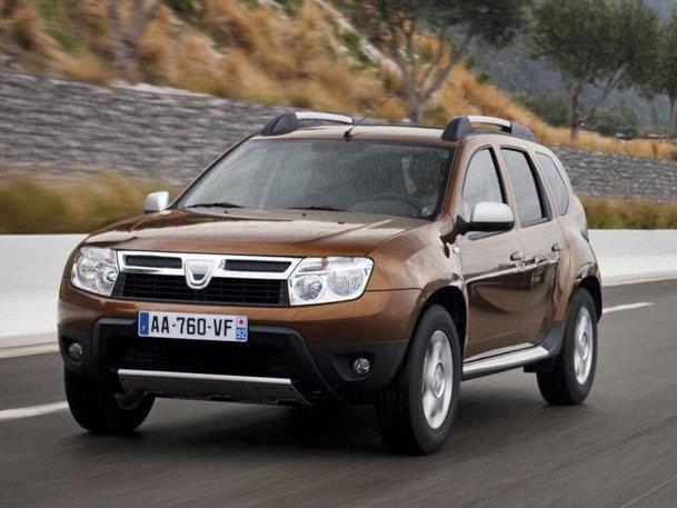 Din nou atac la Dacia Duster: frânează prost!
