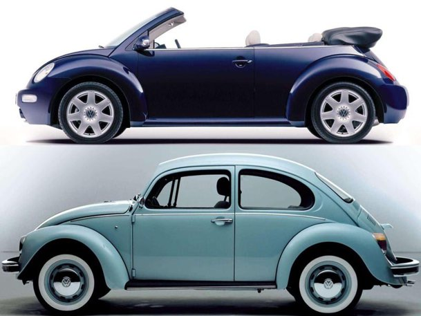 Lecţia de marketing a... clienţilor: Volkswagen Beetle