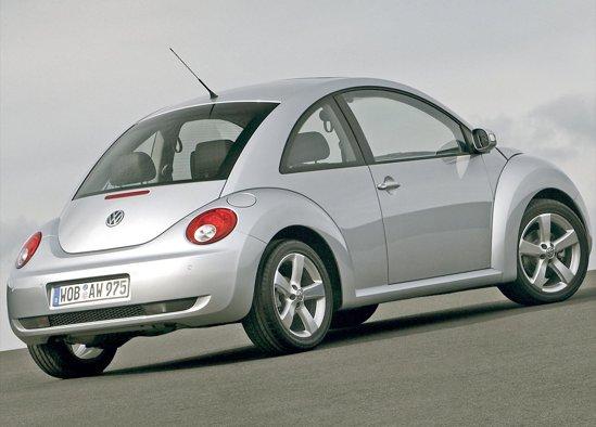 In 2012, va aparea noua generatie Volkswagen New Beetle
