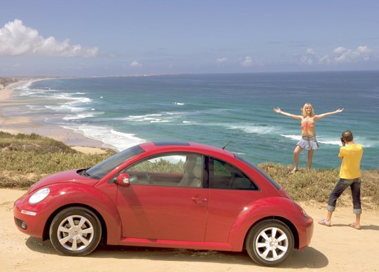 Volkswagen New Beetle inregistreaza cel mai mare succes in SUA, fiind produs in Mexic
