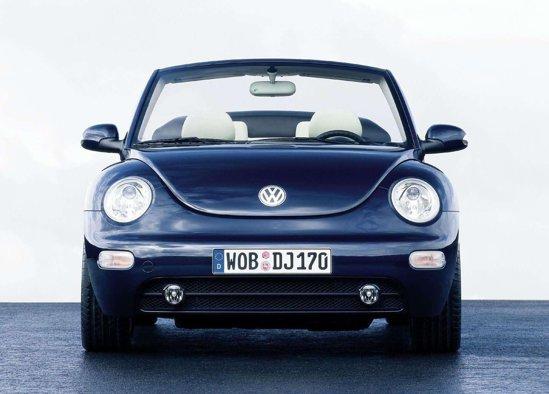 Cel mai usor job din lume: sef de produs pentru Volkswagen New Beetle. Masina se vinde singura!