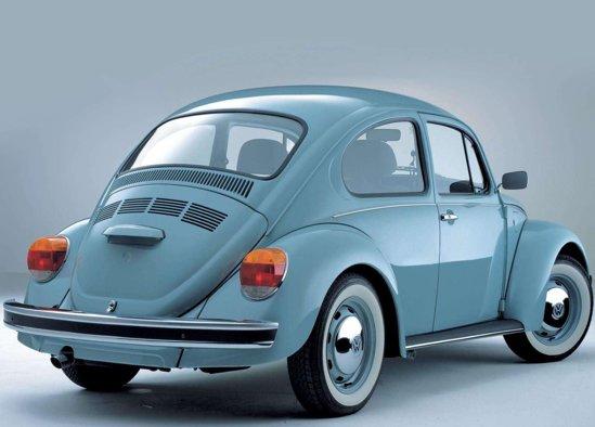 VW Beetle (sau pur si simplu Broasca) a fost construita aproape nemodificata timp de 74 de ani