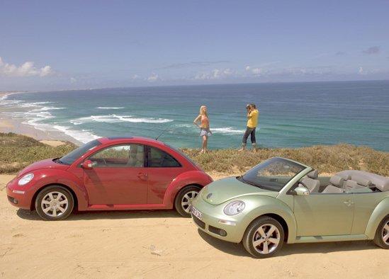 In ciuda pretului mare si a caracterului practic mai slab, Volkswagen New Beetle ramane un succes