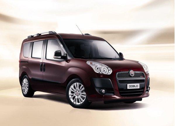 Cel mai ieftin Fiat Doblo cu 7 locuri porneste de la 15.726 euro