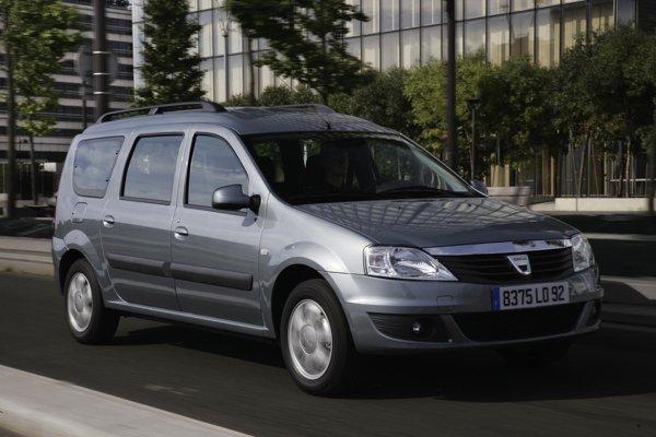 Dacia Logan MCV ramane cea mai ieftina masina cu 7 locuri, pornind de la 10.750 euro