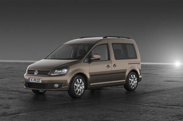 Volkswagen Caddy Kombi cu 7 locuri are un pret de pornire de 15.838 euro