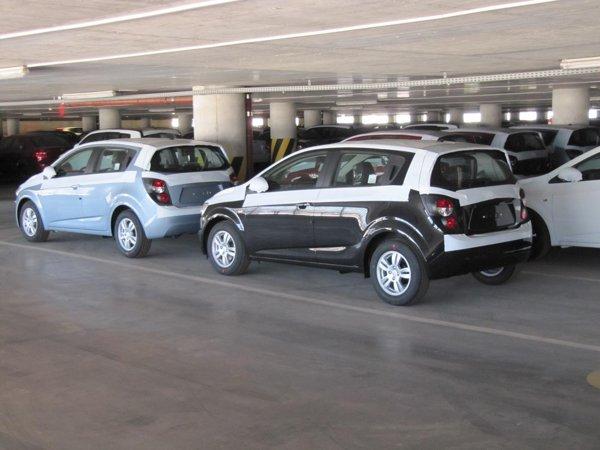 In Portul Koper, Chevrolet detine 4.000 din cele 6.000 de locuri de parcare acoperite