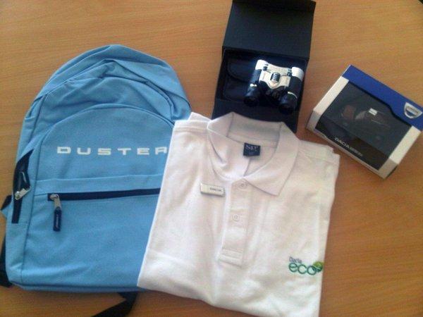 Da un mail la oraan.marculescu@promotor.ro si rucsacul Duster poate fi al tau! Vezi mai jos detaliile