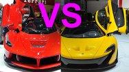 Rivalităţile de pe scena Salonului Auto Geneva 2013