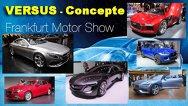 TOP 10: dueluri concepte la Salonul Auto Frankfurt 2013