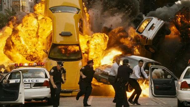 Top 5 CARnage Movie! Lista filmelor în care s-au distrus cele mai multe maşini