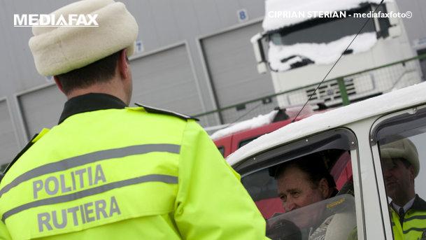 Codul rutier NU creşte amenzile. Care este poziţia Poliţiei şi ce spune legea