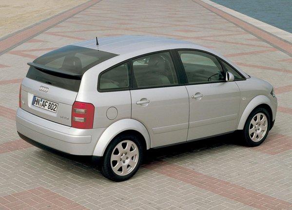 Locul 5: Audi A2