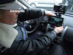 Reacţia şoferilor când au verde la viteză