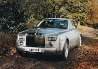 Rolls Royce 90% posesori bărbaţi