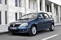 Dacia Logan - nu foarte sigur