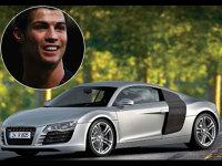 R8 pentru Ronaldo