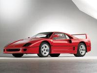F40 - precursorul supercarurilor Ferrari