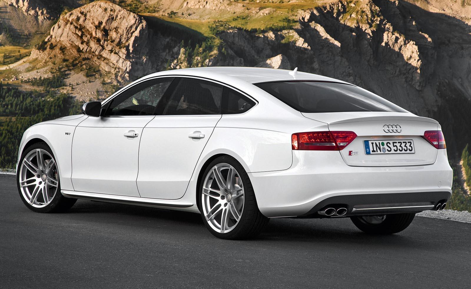 Audi A5 Sportback ofer cea mai variat gam de motoriz ri cuplate