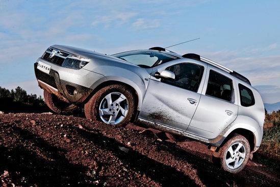 Geneva 2010: Dacia Duster