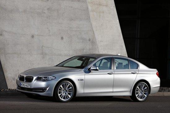 Geneva 2010: BMW Seria 5