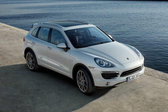 Geneva 2010: Porsche Cayenne