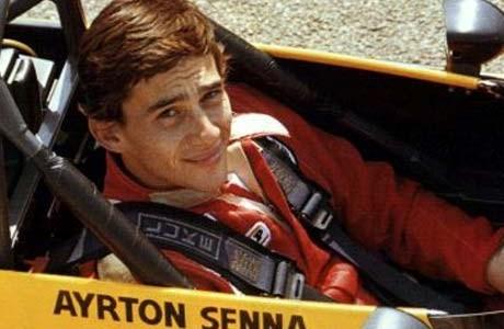 Ayrton Senna Formula 3