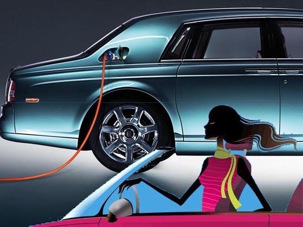 Maşini electrice şi ecologice la Geneva 2011