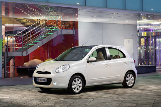 Nissan Micra DIG-S - emisii CO2 de 95 g/km